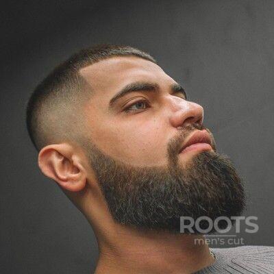 подстричь бороду