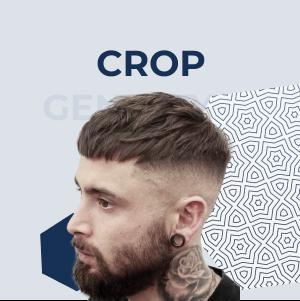 Все о стрижке Crop (Кроп) от амбассадора Roots men's cut Романа Черниковва